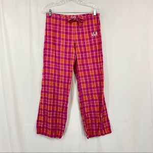 NFL Pink Orange Washington Redskins Lounge Pants